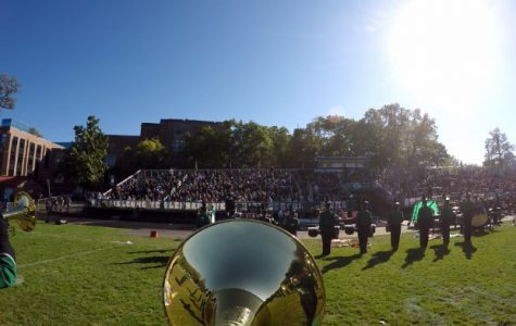 Experience Marching Band Through this Neat First Person Go-pro Footage