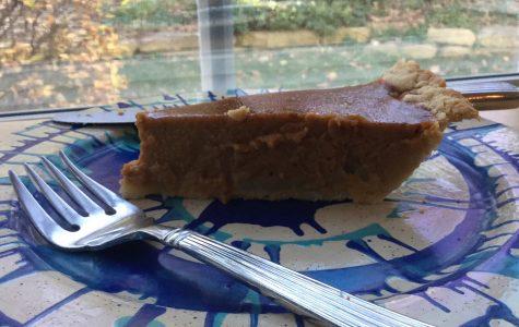 Adventures in Baking: Pumpkin Pie