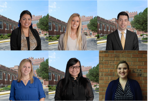New Faces in the Halls: Meet Some of West's New Staff Members