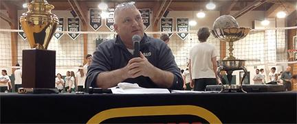 Pete Mastandrea inspires through coaching, teaching
