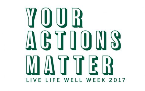 Make a Difference During 'Live Life Well Week'