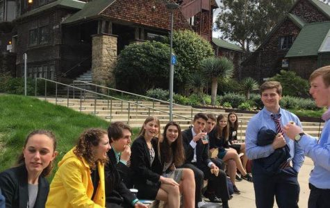 Model United Nations returns from their Berkeley trip