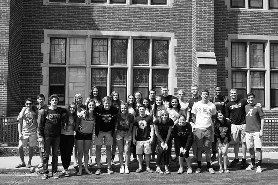 Glenbard+West+sends+off+athletes