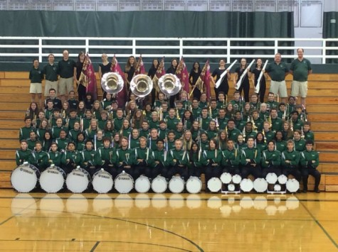 Made up of 110 members, this year, the band will show off a refreshing and entertaining show this year.