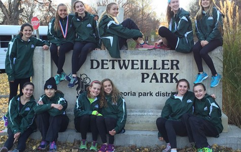 Girls Cross Country takes 6th in State