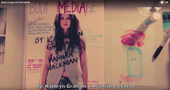 How does the media's portrayal of body image affect you?