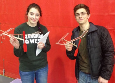 Science Olympiad has greatly improved this year and has hopes of competing in the State competition.