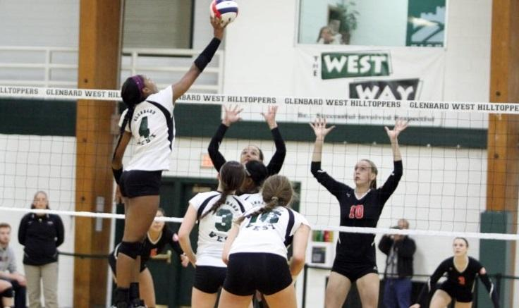 Volleyball standout, Quiana Ware, commits to Western Michigan for college athletics