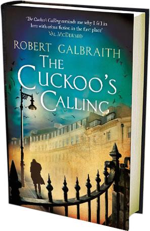 Novel Idea: The Cuckoo's Calling
