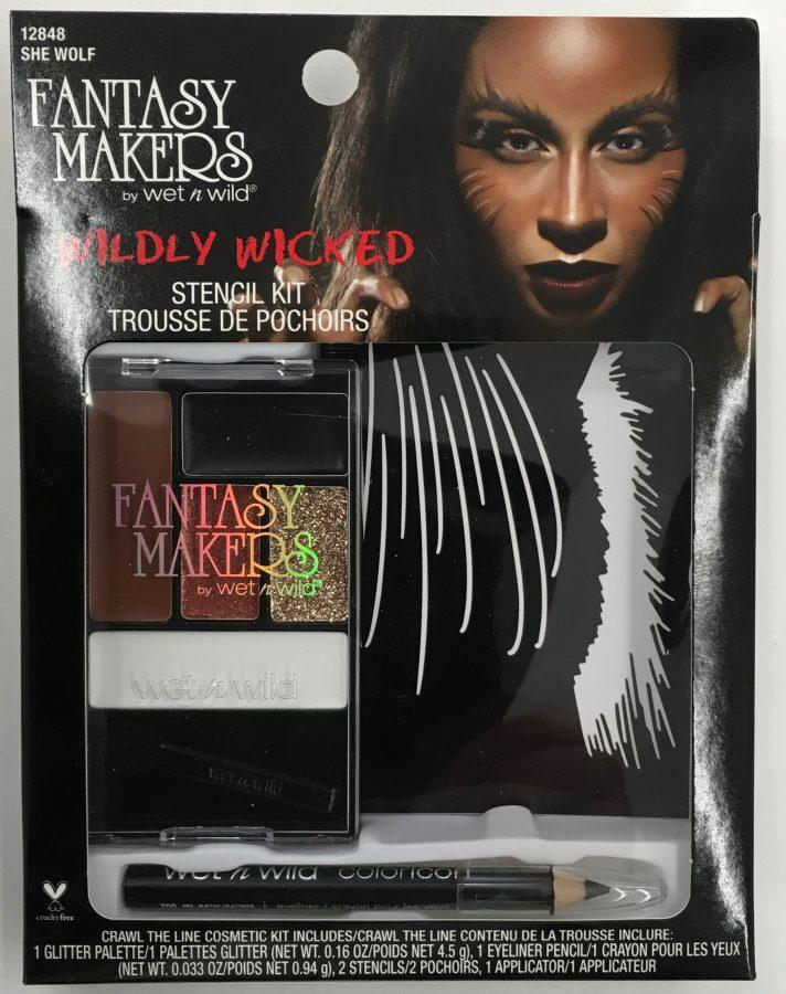 Halloween+Makeup+Adds+Flair+to+Costumes