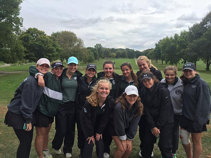 Girls Golf Relies on Team Chemistry, Compatibility to Conclude Successful Season