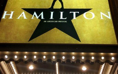 High-flying Hamilton