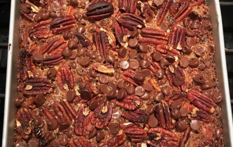 Recipe Review: Chocolate Pecan Slab Pie