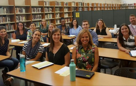 West Welcomes New Staff Members
