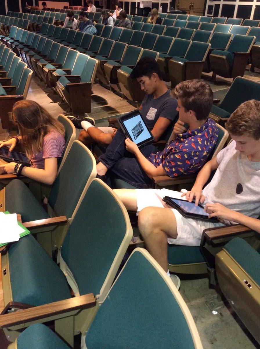 Increased iPad Usage at Glenbard West