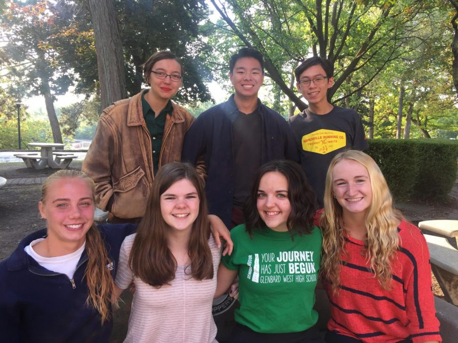 National Merit Semi-Finalists 2017