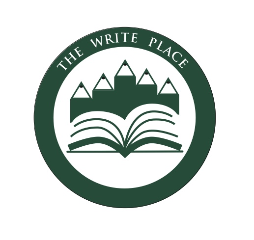 The official logo of the Write Place.