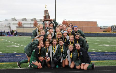 Varsity Field Hockey Wins 3rd In State