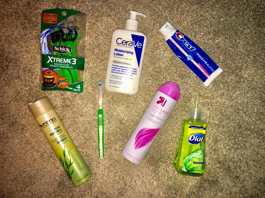 Toiletry Drive is Back