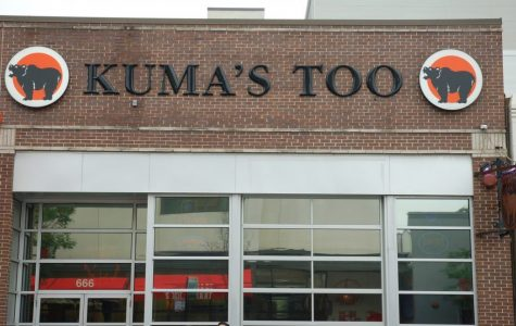 Where should you get your next burger?  Try Kuma's Too
