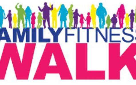 Family Fitness Walk 2018