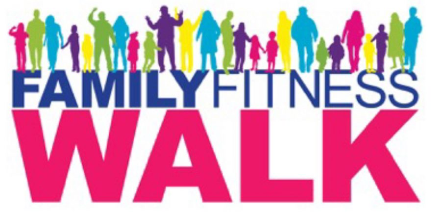 Family Fitness Walk 2018