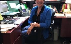 School psychologist Joyce Barrett reflects on her career,  retirement plans