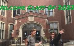Welcome Class of 2022 to Glenbard West! Take a Tour of the GBW Campus!