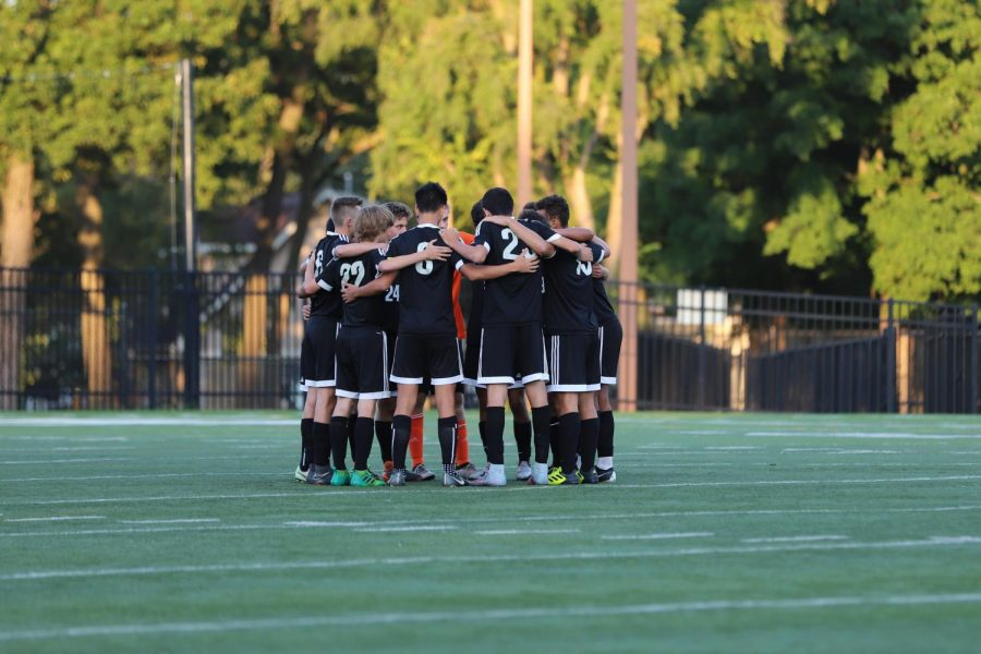 Boys Soccer – Varsity – vs. Proviso West