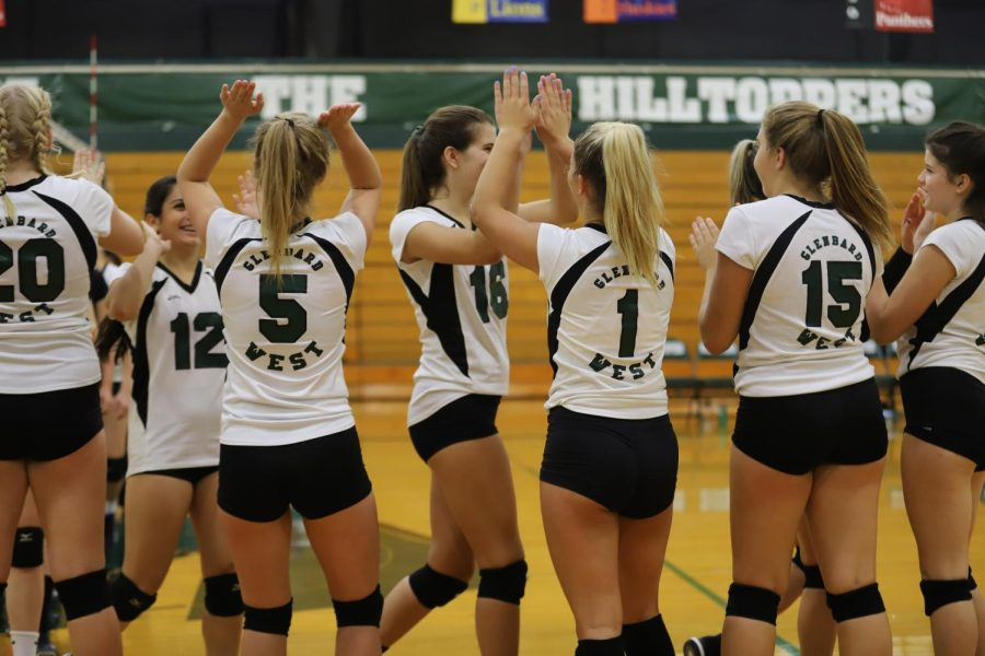 Girls Volleyball – Sophomore – vs. Proviso West