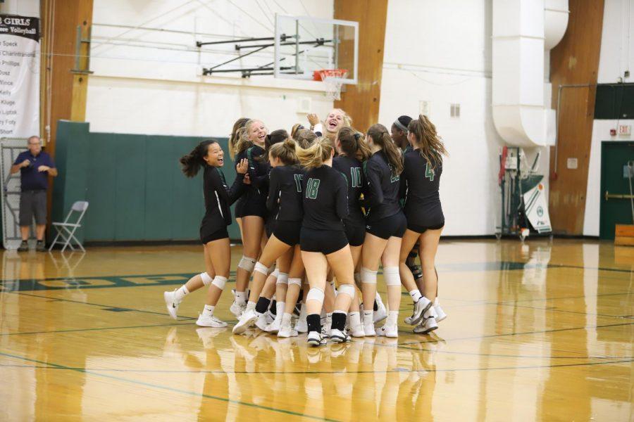 Girls Volleyball – Varsity – vs. Proviso West