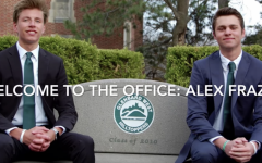 Welcome to The Office: Alex Frazer