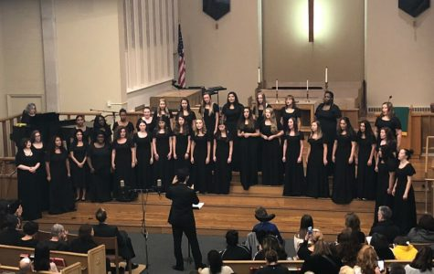 Fall Activites: Glenbard West's Annual Choral Concert