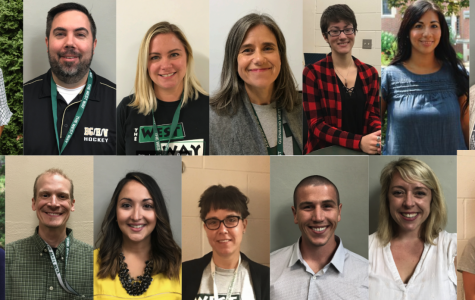 Welcome the New Staff Members at Glenbard West