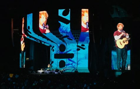 "Ed Sheeran Concert Exudes ""Passion"" and ""Meaning"""