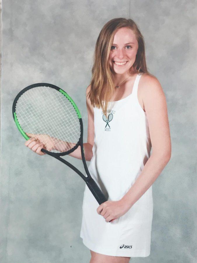 March Senior Spotlight: Ellie Morrison