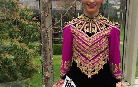 West senior competes in world Irish dance competition