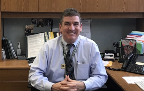 Outstanding achievements, extreme passion earn Dr. Monaghan Principal of the Year award
