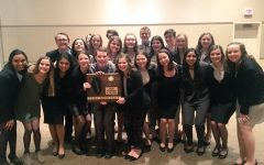 Forensics earns 3rd place in PIR at State Meet