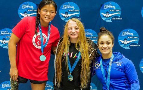 West Senior Profile: Ahalya Lettenberger, champion swimmer