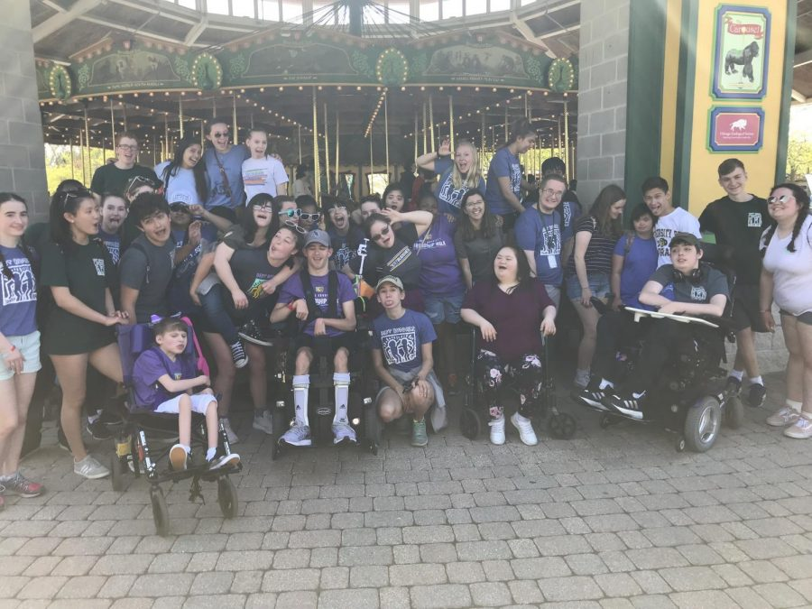 West's Best Buddies allows students to form new connections