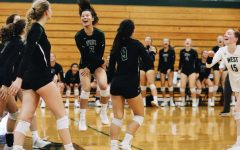 Glenbard West and DGN Volleyball Girls Rally to Support Former Teammate