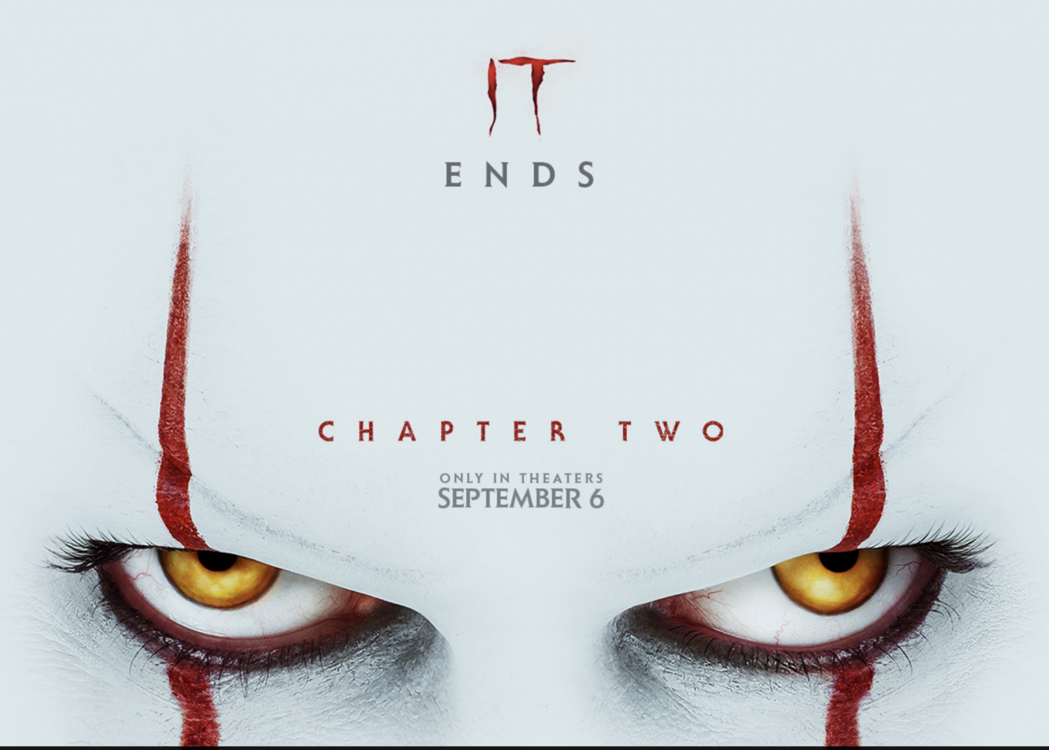 Photo of It: Chapter 2 from Warner Bros. official website.