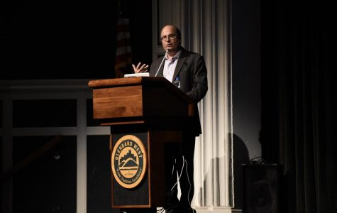 GPS Series: David Grann's discusses research process, writing, history behind of 'Killers of the Flower Moon'