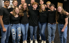 "Improv team ""That One Group"" preps for another Theatre Showcase"