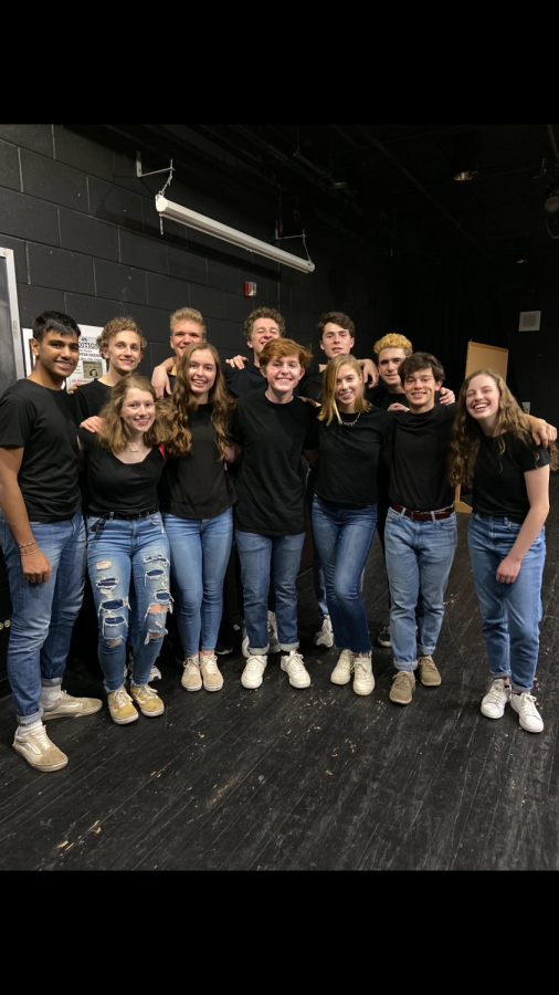 """Improv team """"That One Group"""" preps for another Theatre Showcase"""