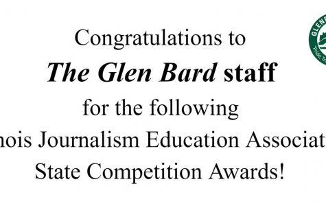 Congratulations to our IJEA newspaper state award winners!