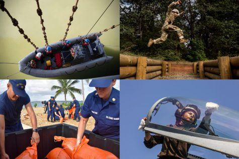Thinking about joining the US Armed Forces? Here are your options