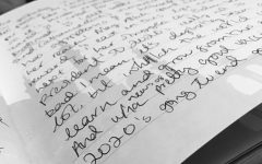 Journaling really helped me cope with my COVID experience.