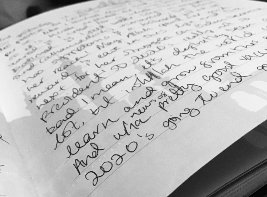 Journaling+really+helped+me+cope+with+my+COVID+experience.